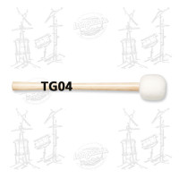 MAILLOCHES VIC FIRTH TG04 - SIGNATURES TOM GAUGER - ROLLERS