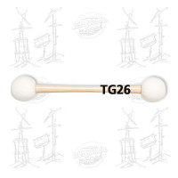 MAILLOCHES VIC FIRTH TG26 - SIGNATURES TOM GAUGER - STACCATO