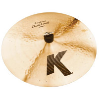CRASH ZILDJIAN 16 K CUSTOM DARK