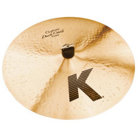 CRASH ZILDJIAN 17 K CUSTOM DARK