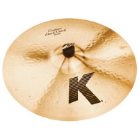 CRASH ZILDJIAN 19 K CUSTOM DARK