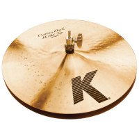 HI-HAT ZILDJIAN 14 K CUSTOM DARK