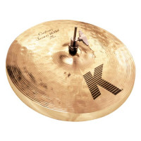 HI-HAT ZILDJIAN 14 K CUSTOM SESSION