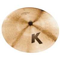 RIDE ZILDJIAN 20 K CUSTOM FLAT TOP