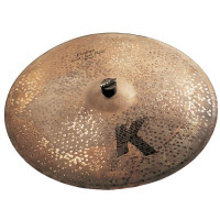 RIDE ZILDJIAN 20 K CUSTOM LEFT SIDE