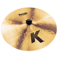 CRASH ZILDJIAN 16 K DARK THIN