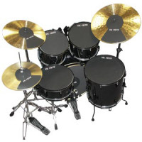 SOURDINE VIC FIRTH SET COMPLET - JAZZ 18