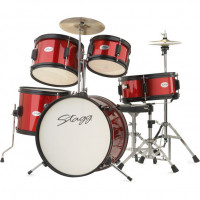STAGG JUNIOR PACK JUNIOR16 5FUTS ROUGE