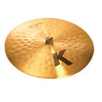 RIDE ZILDJIAN 20 K LIGHT FLAT