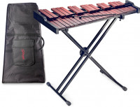 STAGG XYLOSET37 XYLOPHONE 37 LAMES (STAND+HOUSSE)