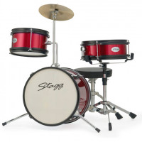 STAGG JUNIOR PACK JUNIOR12 3FUTS ROUGE