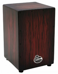 CAJON LP ACCENT LPA1332 DARK WOOD STREAK