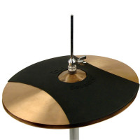 EVANS SO14HAT SOURDINE HI-HATS 14""