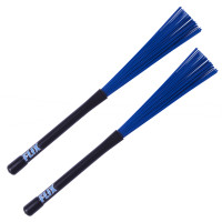 FLIX NYLON JAZZ BRUSHES - DARK BLUE