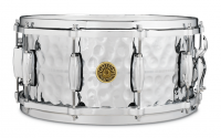 GRETSCH USA 14X06.5 HAMMERED CHROME OVER BRASS