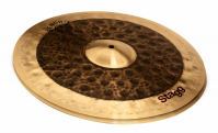 HI-HAT STAGG 14 GENGHIS DUAL MEDIUM