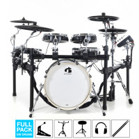 GEWA G9 E-DRUMSET STUDIO-5 FULL PACK