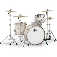 GRETSCH RENOWN MAPLE JAZZ18 3FUTS VINTAGE PEARL
