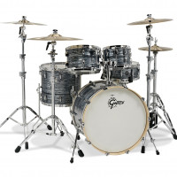 GRETSCH RENOWN MAPLE STAGE22 4FUTS SILVER OYSTER PEARL