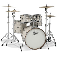 GRETSCH RENOWN MAPLE STAGE22 4FUTS VINTAGE PEARL