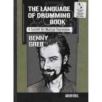 BENNY GREB LANGUAGE OF DRUMMING BOOK