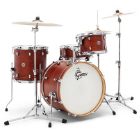 GRETSCH CATALINA CLUB FUSION20 SATIN WALNUT GLAZE