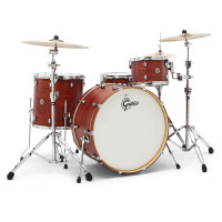 GRETSCH CATALINA CLUB ROCK24 SATIN WALNUT GLAZE