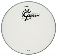 "PEAU GRETSCH 22"" AMBASSADOR COATED - LOGO CENTRE"