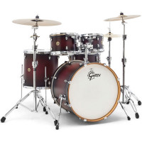 "GRETSCH CATALINA MAPLE 22""/5PCS SATIN DEEP CHERRY BURST"