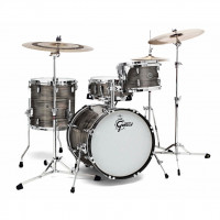 GRETSCH BROOKLYN JAZZ18 3FUTS GREY OYSTER