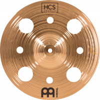 SPLASH MEINL 12 HCS BRONZE - TRASH