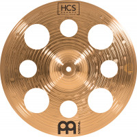 CRASH MEINL 14 HCS BRONZE TRASH