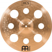 CRASH MEINL 16 HCS BRONZE TRASH