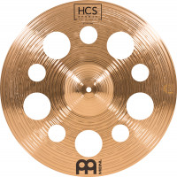 CRASH MEINL 18 HCS BRONZE TRASH