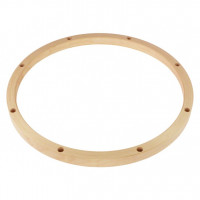 "SPAREDRUM HMY128 CERCLE 12"" / 8 TIRANTS MAPLE HOOP"