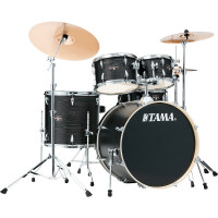 "TAMA IMPERIALSTAR 22""/5PCS MCS BLACK OAK WRAP"