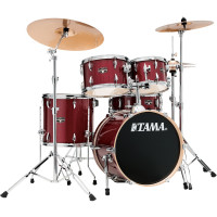 "TAMA IMPERIALSTAR 18""/5PCS MCS CANDY APPLE MIST"