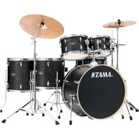 "TAMA IMPERIALSTAR 22""/6PCS MCS BLACK OAK WRAP"