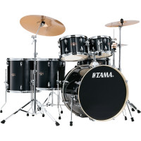 "TAMA IMPERIALSTAR 22""/6PCS MCS HAIRLINE BLACK"