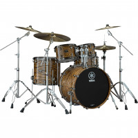 "YAMAHA LIVE CUSTOM HYBRID OAK 22""/4PCS UZU NATURAL"