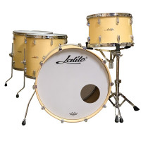 "LALITE LELA ÉRABLE SERIE 22""/4PCS MATT FINISH"