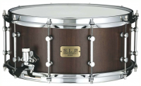 TAMA SLP 14X06.5 G WALNUT MATTE BLACK WALNUT