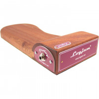 LOGJAM PROLOG ANALOG STOMP BOX SAPELE