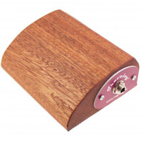 LOGJAM TRAVELOG II ANALOG STOMP BOX SAPELE