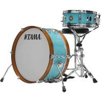 "TAMA LJK28S-AQB CLUB-JAM 18""/2PCS AQUA BLUE"