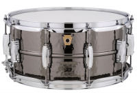 LUDWIG LB417K 14x06.5 BLACK BEAUTY HAMMERED