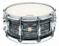 LUDWIG LS403XX1Q 14x06.5 CLASSIC MAPLE VINTAGE BLACK OYSTER