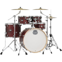 "MAPEX MARS 22""/5PCS LTD RED SATIN"