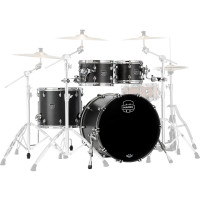 "MAPEX SATURN 22""/4PCS SATIN BLACK"