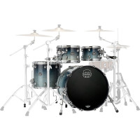 "MAPEX SATURN 22""/4PCS TEAL BLUE FADE"